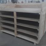 caja con separadores